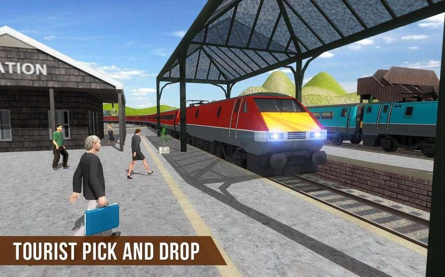 火车驾驶模拟器2017-欧速赛3D截图7
