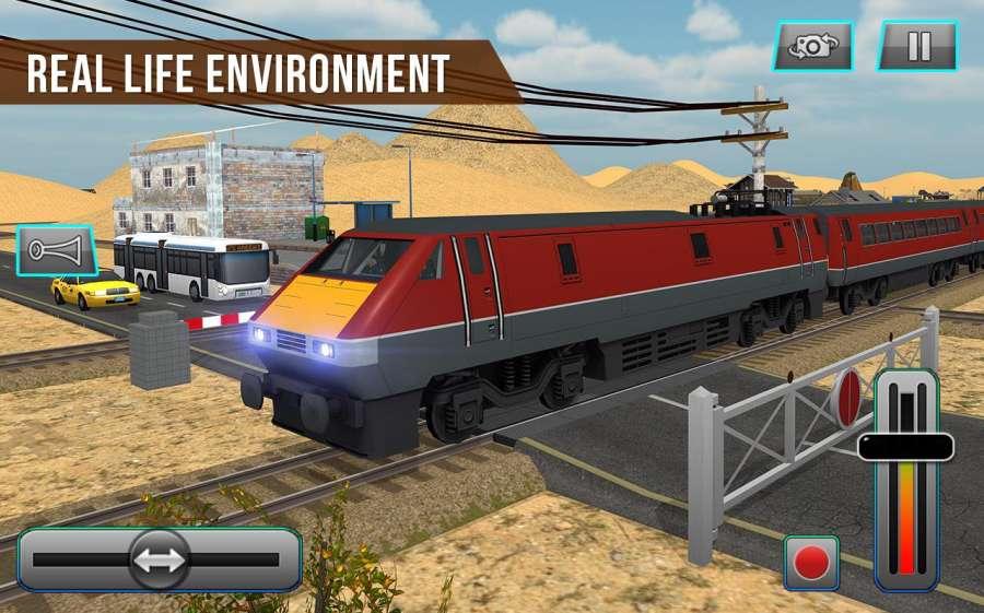 火车驾驶模拟器2017-欧速赛3D截图9