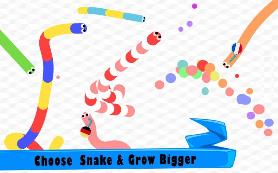 Snake Blitz io - Slither Game截图3