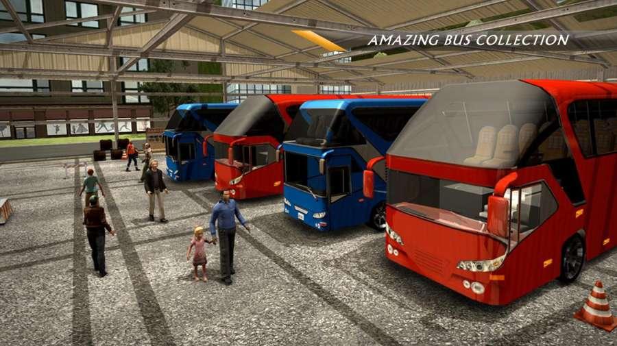 公路巴士模拟器2017-极限巴士驾驶截图3