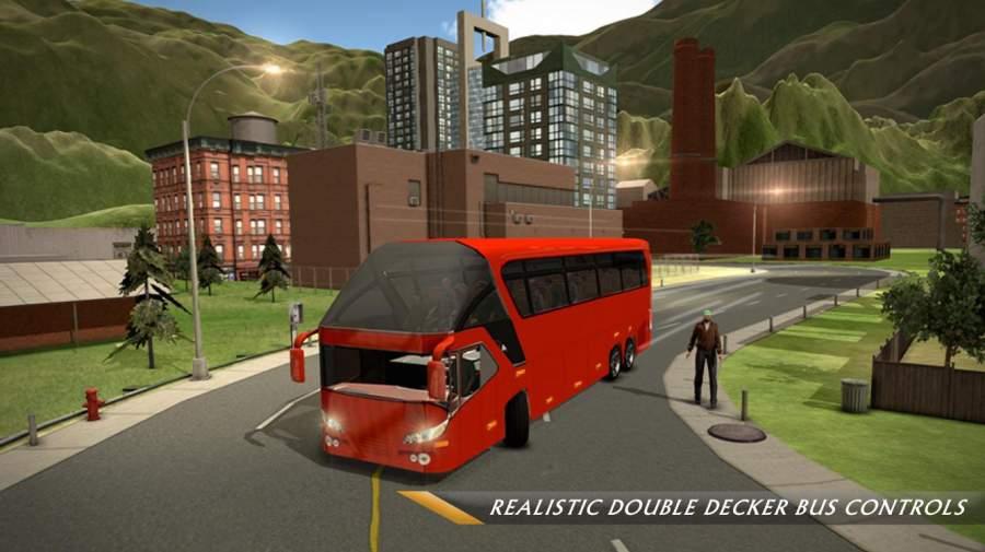 公路巴士模拟器2017-极限巴士驾驶截图4