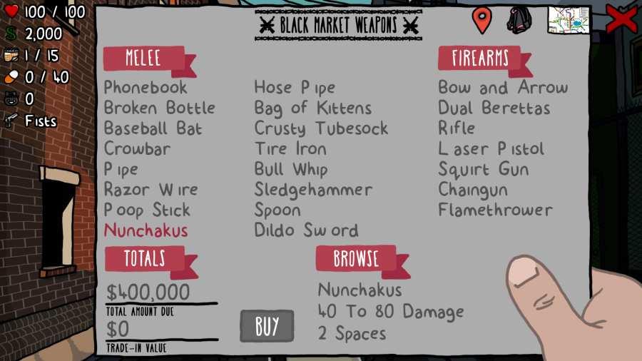 毒品游戏截图2