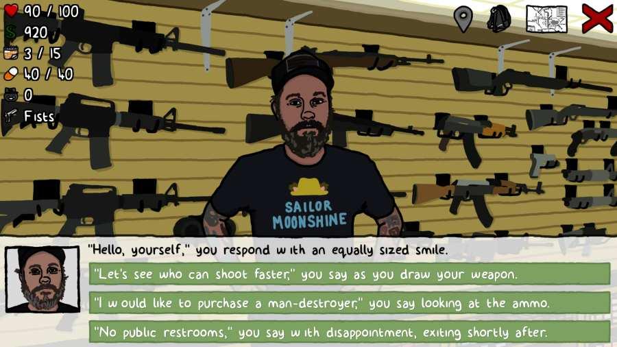 毒品游戏截图4
