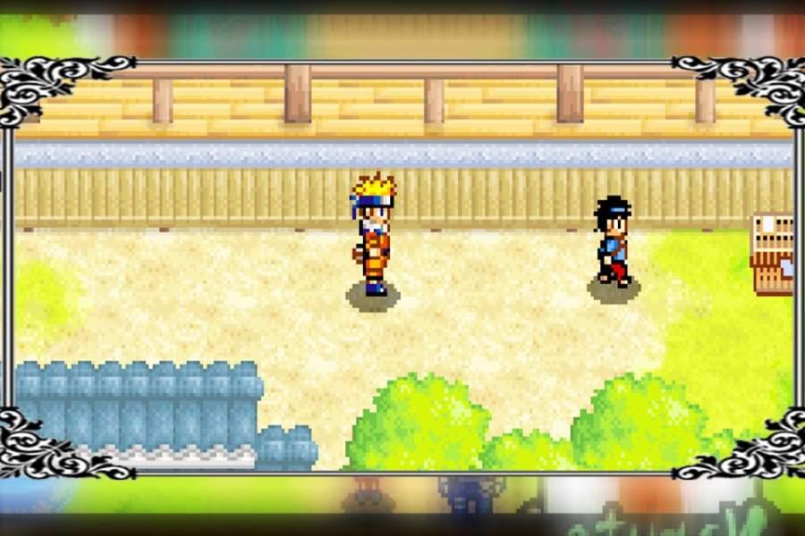 Ultimate Ninja Narutimate Battle截图2
