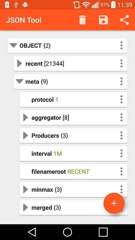 JSON Tool - Editor & Viewer截图0