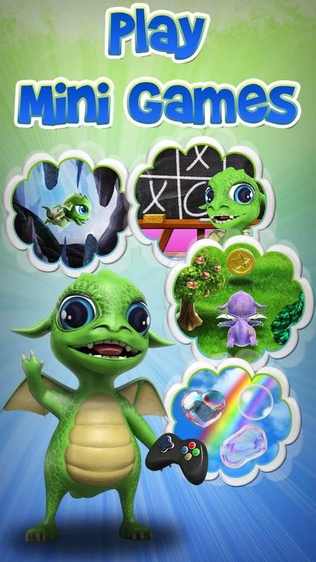 龙 - 虚拟宠物截图4