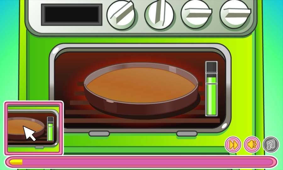 制作奶油生日蛋糕截图1