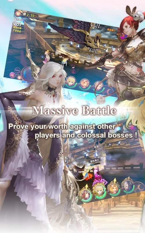神殿戰記- 原創奇幻冒險RPG  伊蘇8合作活動進行中截图5