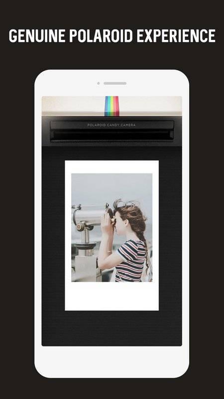 Polaroid, Instant Cam, Retro Cam - CandyFilm mini截图0