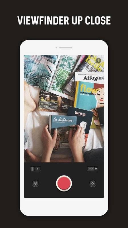 Polaroid, Instant Cam, Retro Cam - CandyFilm mini截图3