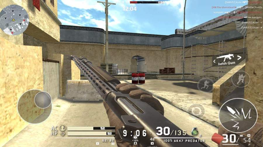 Gun Strike Sniper Mission截图2