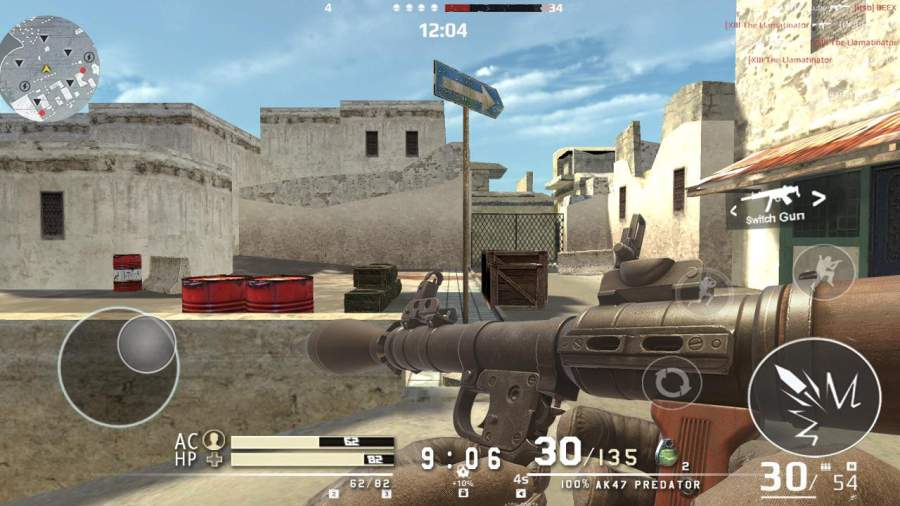 Gun Strike Sniper Mission截图3