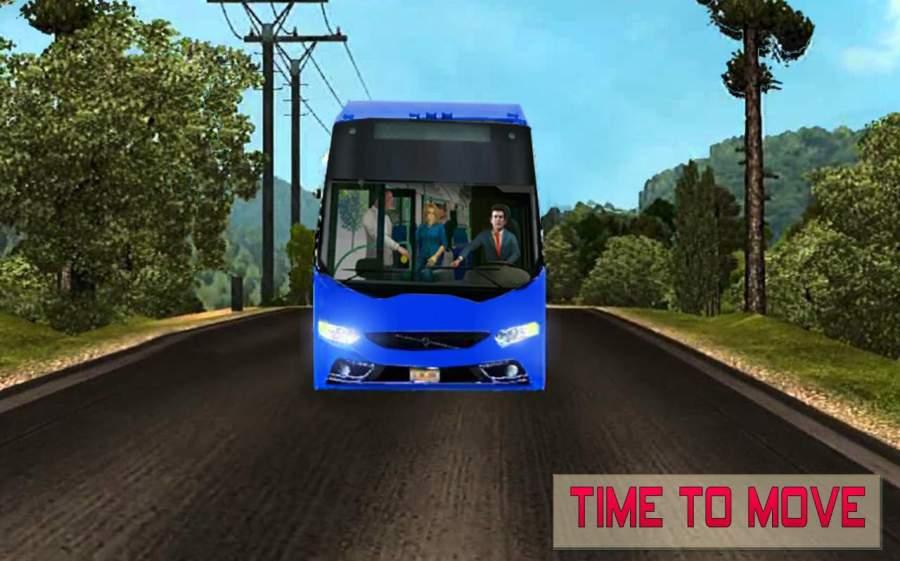 交通旅游纽约市公交车:城市道路模拟器截图2