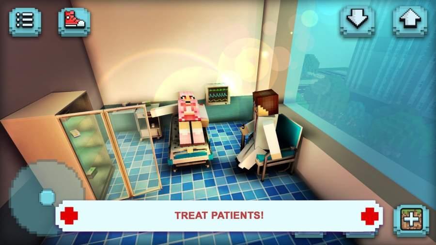 医院建设:医疗游戏模拟器与建设截图1