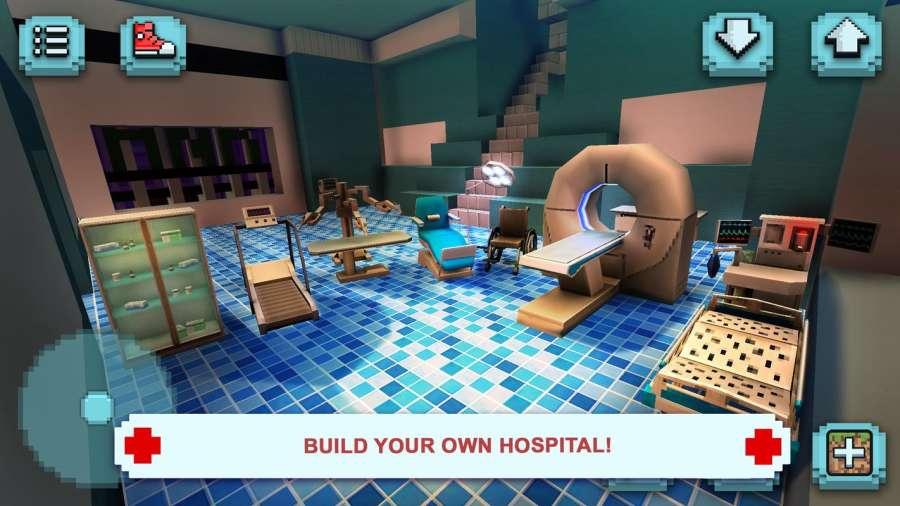 医院建设:医疗游戏模拟器与建设截图3