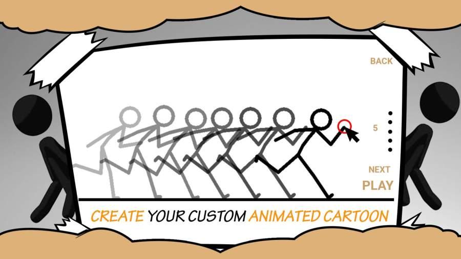 卡通制作人:视频与GIF创作者截图2