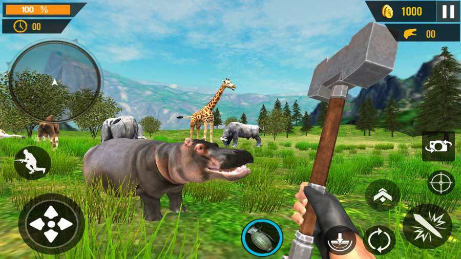 动物狩猎3D截图4