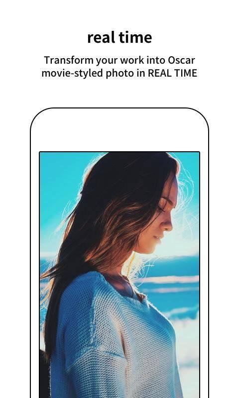 Philmera Photo Camera: Selfie Beauty Pic Editor截图3