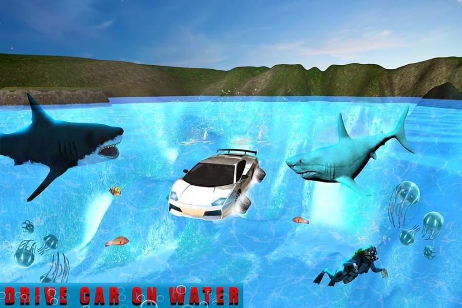 机器人车:饥饿的鲨鱼截图4