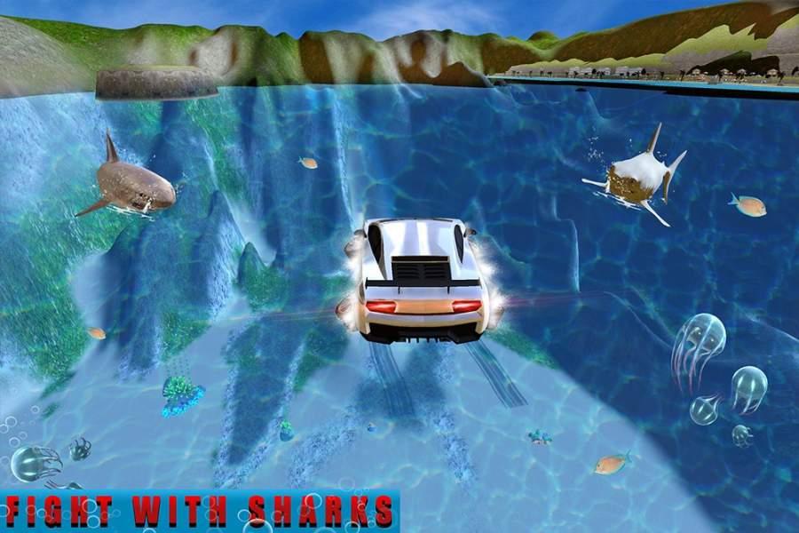 机器人车:饥饿的鲨鱼截图7