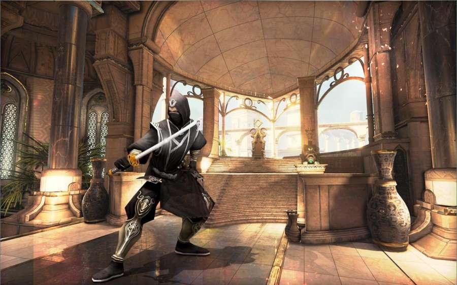 真正的刺客忍者战士英雄 - 战斗截图3