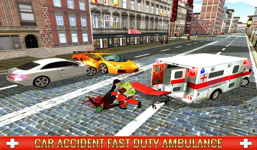 救护车司机模拟器2017截图1