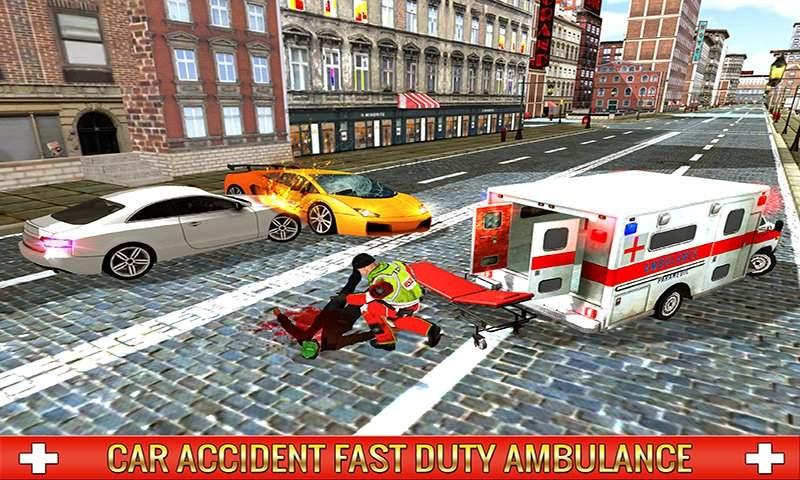 救护车司机模拟器2017截图8