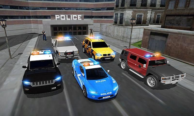 警方卡车大佬大通截图3