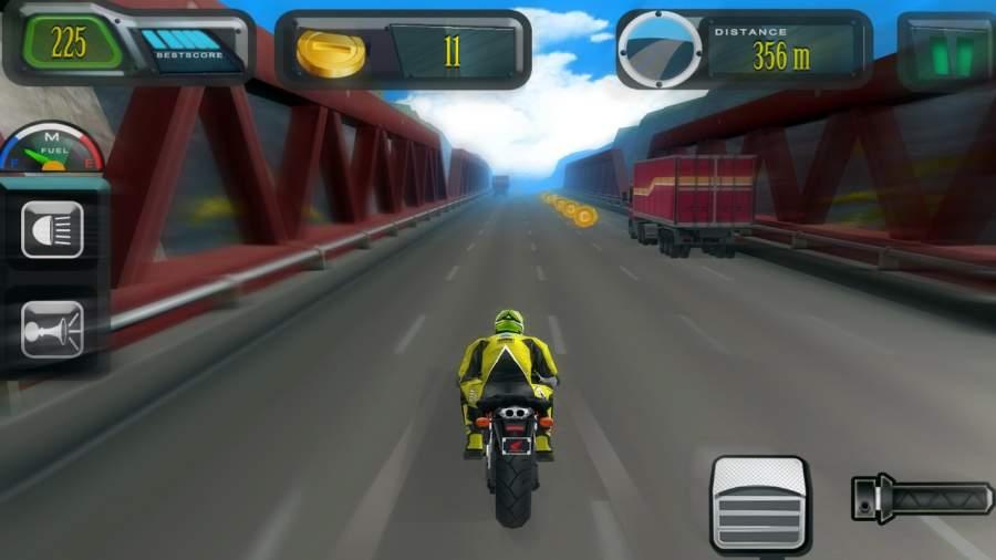 高速公路 摩托车 竞速截图4