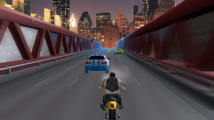 高速公路 摩托车 竞速截图5
