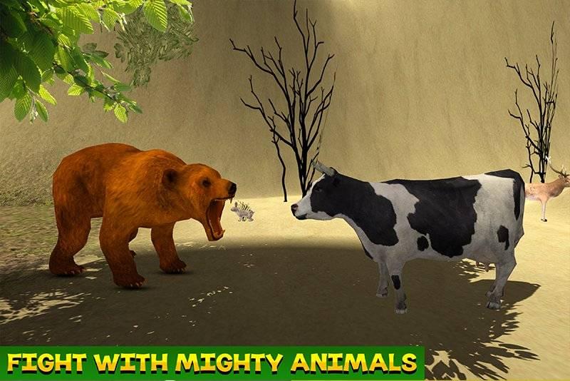 水牛野牛模拟器