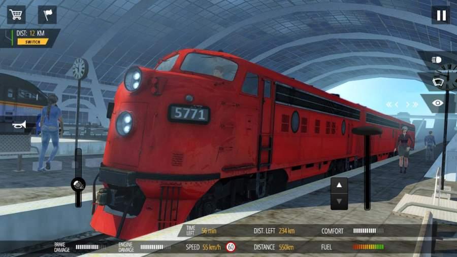 火车模拟器Pro 2018截图3