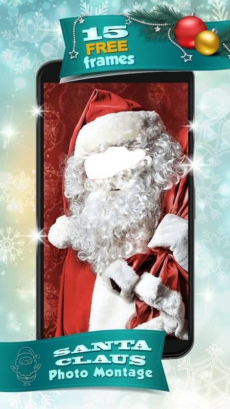 圣诞老人  –  照片蒙太奇截图2