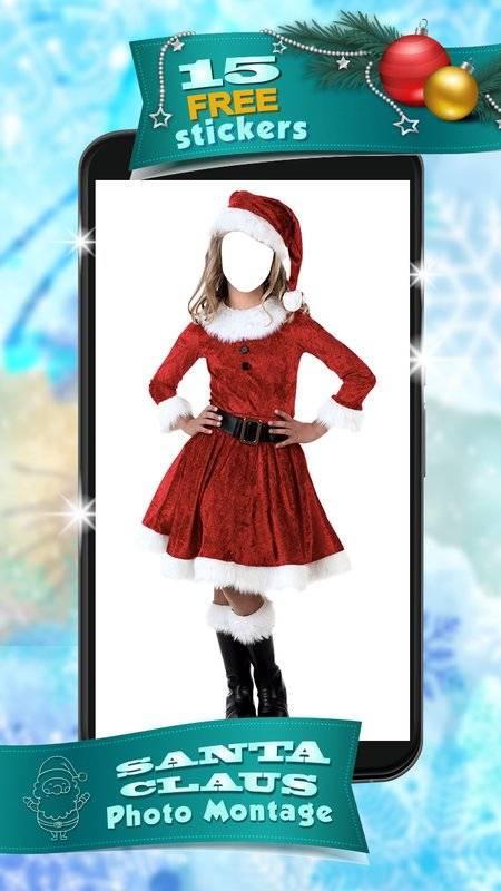 圣诞老人  –  照片蒙太奇截图3