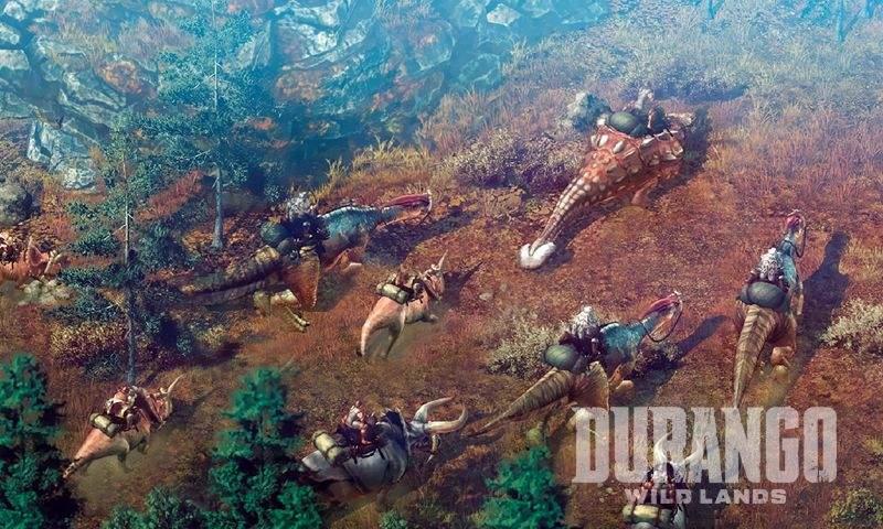野生之地:杜兰戈 测试版截图1
