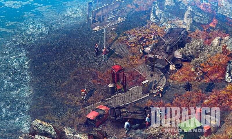 野生之地:杜兰戈 测试版截图2