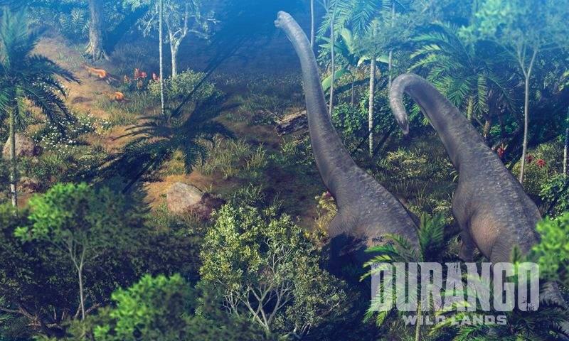野生之地:杜兰戈 测试版截图3