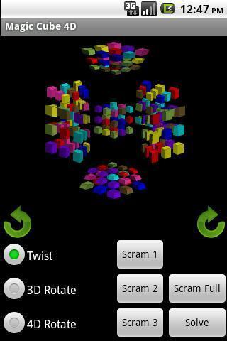 Magic Cube 4D截图1