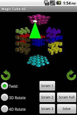 Magic Cube 4D截图3