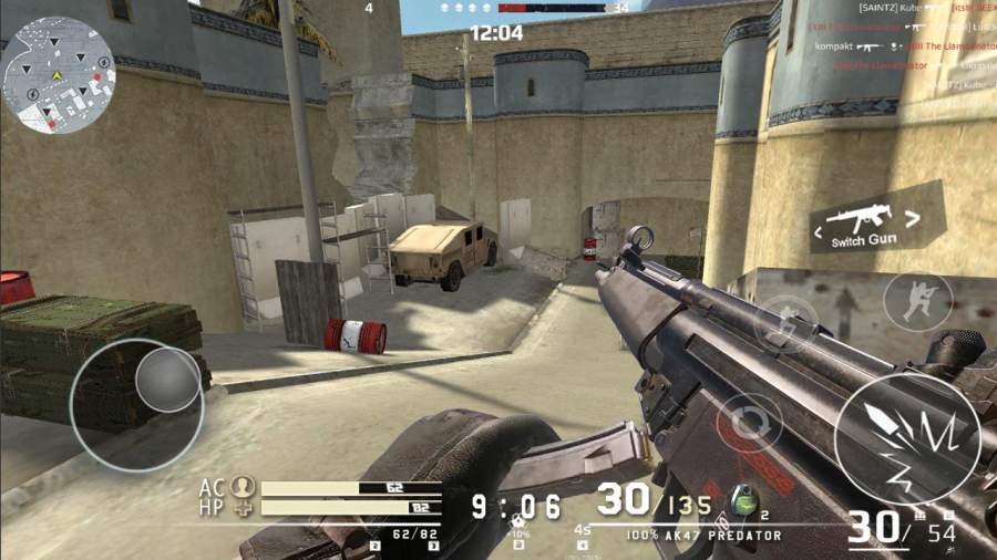 Counter Terrorist Hunter Shoot截图0