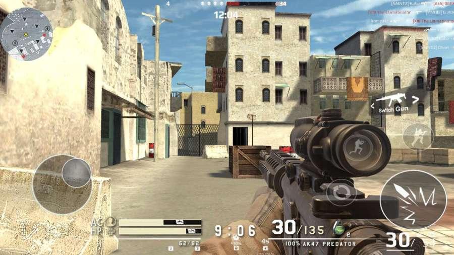Counter Terrorist Hunter Shoot截图1