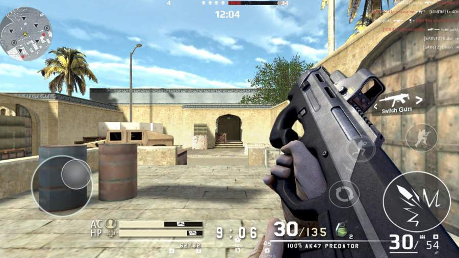 Counter Terrorist Hunter Shoot截图3