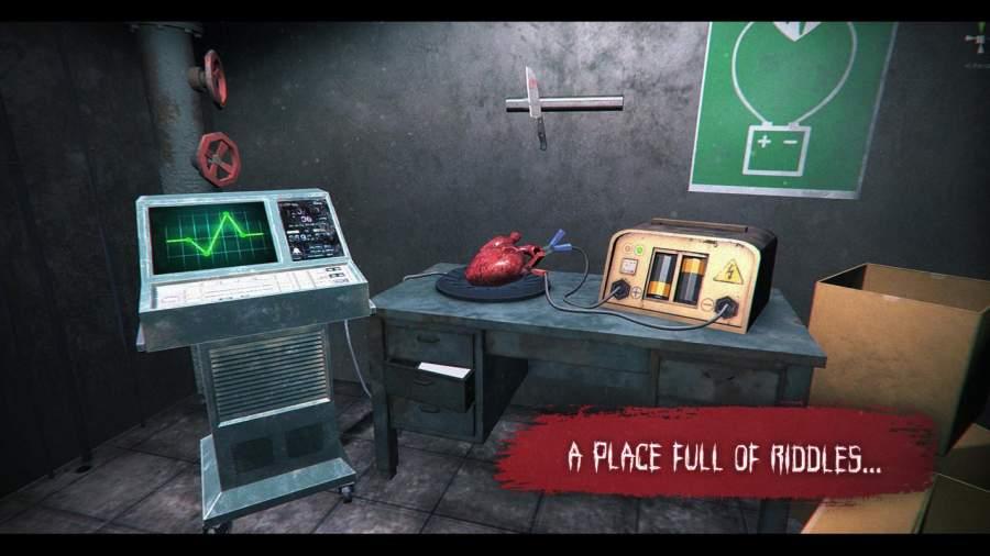 Asylum: Room Escape截图0