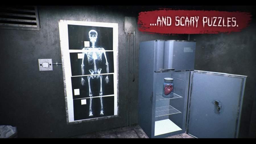 Asylum: Room Escape截图3