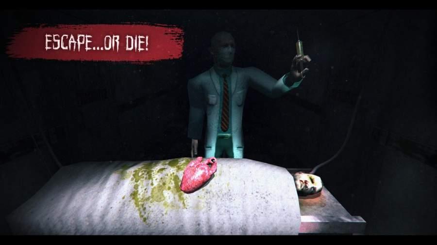 Asylum: Room Escape截图4