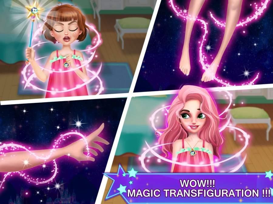 乖乖女也是大明星1-开启魔法双重人生!截图0