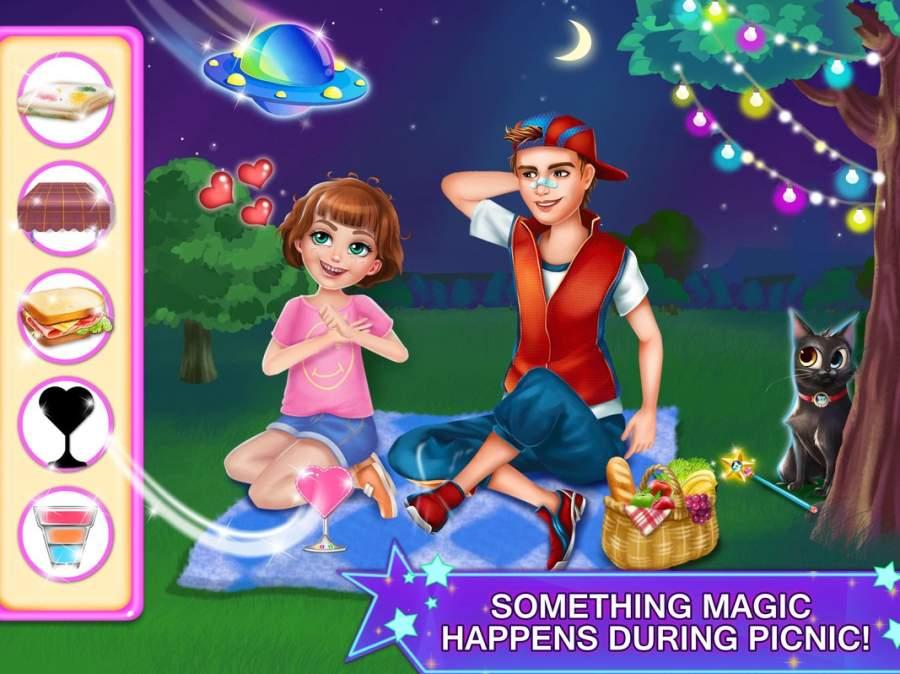 乖乖女也是大明星1-开启魔法双重人生!截图2