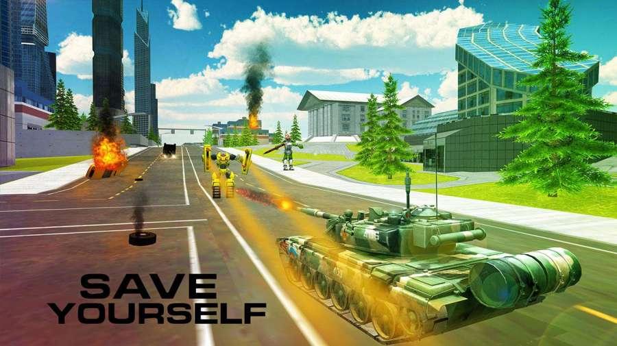 战争:机器人VS坦克截图2