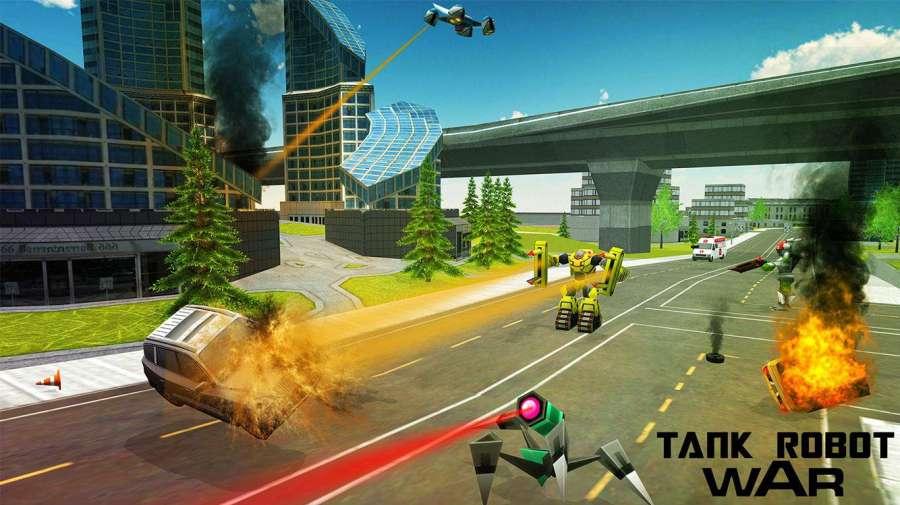 战争:机器人VS坦克截图3