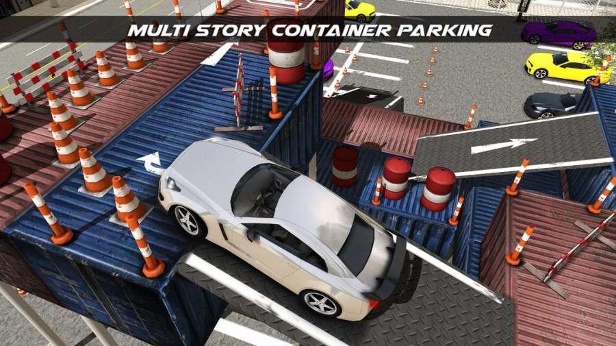 真正的街车停车游戏: 停车冒险3D截图2